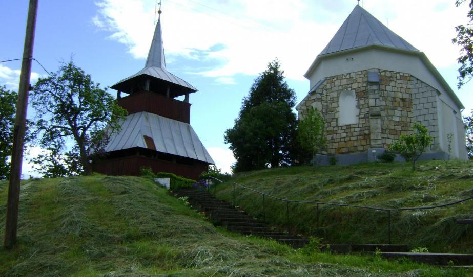 Nagymuzsalyi református templom