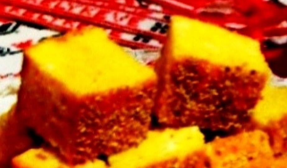 sütőtökös pitán