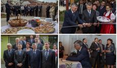Jakumetović (Andrasics) Rozália  - magyar ház kollázs